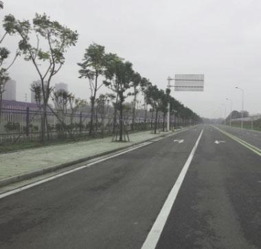亚博游戏官网下载经开区黄花片区道路yabo01PPP项目