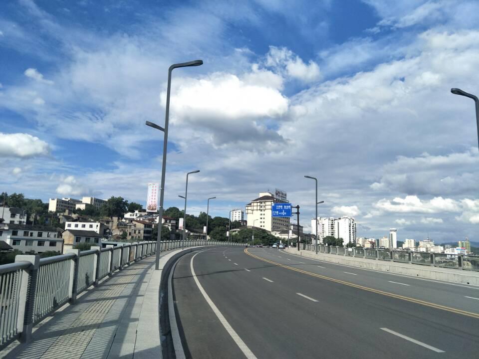 永定城区白马泉高架桥建设yabo01第二标段