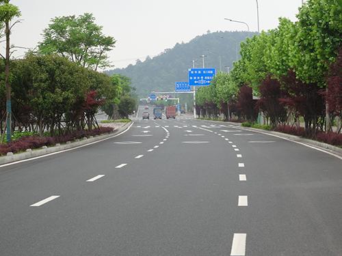 湘潭昭山示范区基础设施建设片区道路yabo01第三标段(昭山大道二标)